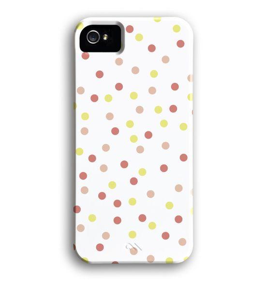 Pinks Confetti iPhone 5 Case