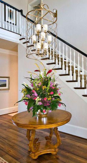 silk flower arrangement tips