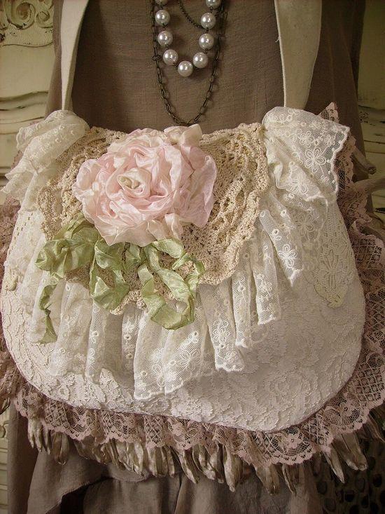 pretty lace bag...sh