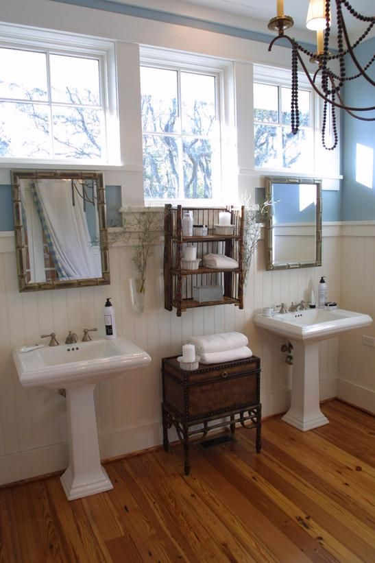 Pedestal Sinks done Right!