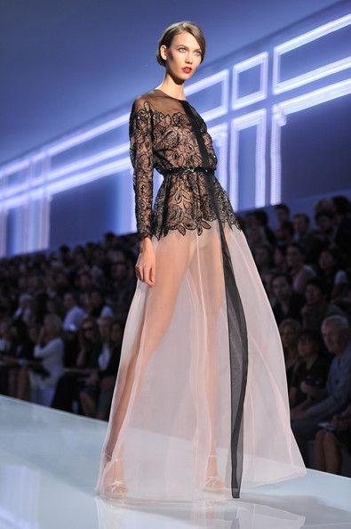 """Christian Dior: Runway - Paris Fashion Week Spring / Summer 2012 """