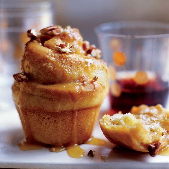 Butterscotch Sticky Buns // More Baked Breakfasts: www.foodandwine.c... #foodandwine