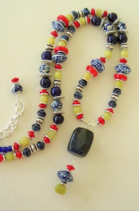 Boho Southwest Necklace Sun Valley Bohemian Jewelry by BohoStyleMe