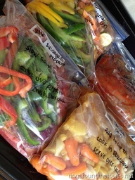 Freezer to Crockpot Meal Ideas.. make all at once!