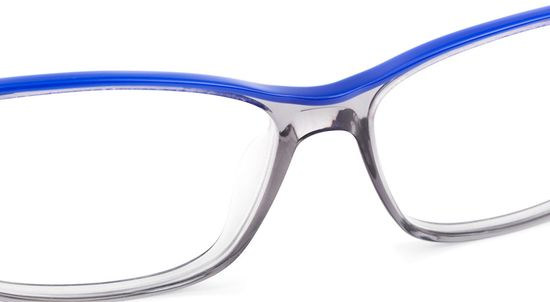 VERA WANG Eyeglasses EPITOME Violet 53MM