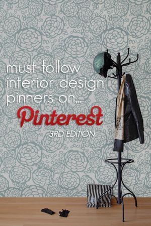 Must-Follow Interior Design Pinners On Pinterest — DESIGNED w/ Carla Aston