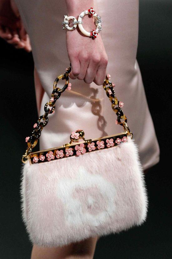 Handbags and accessories at Prada