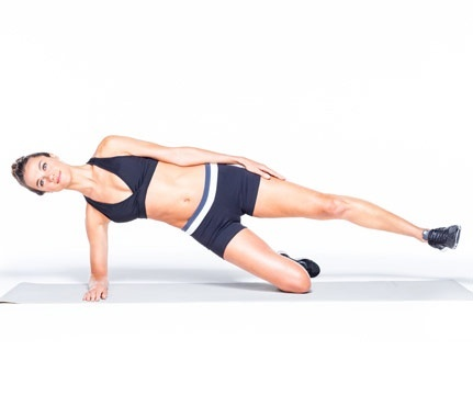 Sculpt Your Body in Six Easy Moves: Workouts