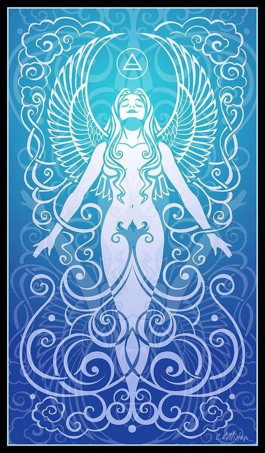 ? Air Spirit :: Artist Cristina McAllister?