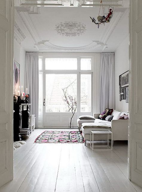 family home in amsterdam by the style files, via Flickr