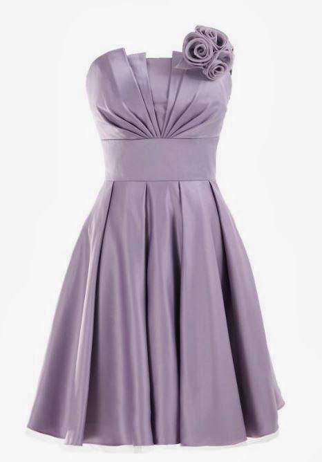 Lavender Bridesmaid Dress - Australian Wedding Ideas