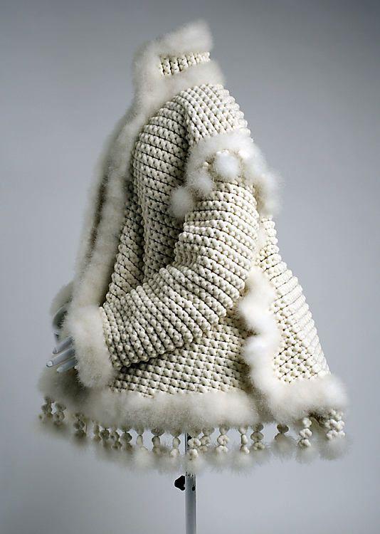 Coat, ca. 1860