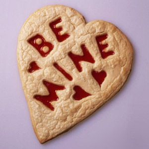 Valentine Cookies for the one(s) you love.