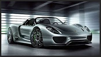 The Porsche 918 Spyder is the world's fastest Production Luxury Sports Car ~