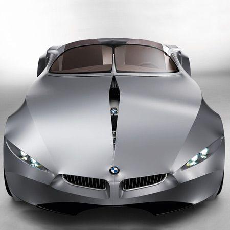 GINA Light Visionary Model by BMW I wish I had her!