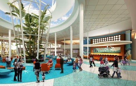 Introducing the new Cabana Bay Beach Resort at Universal Orlando ~ Planet Weidknecht