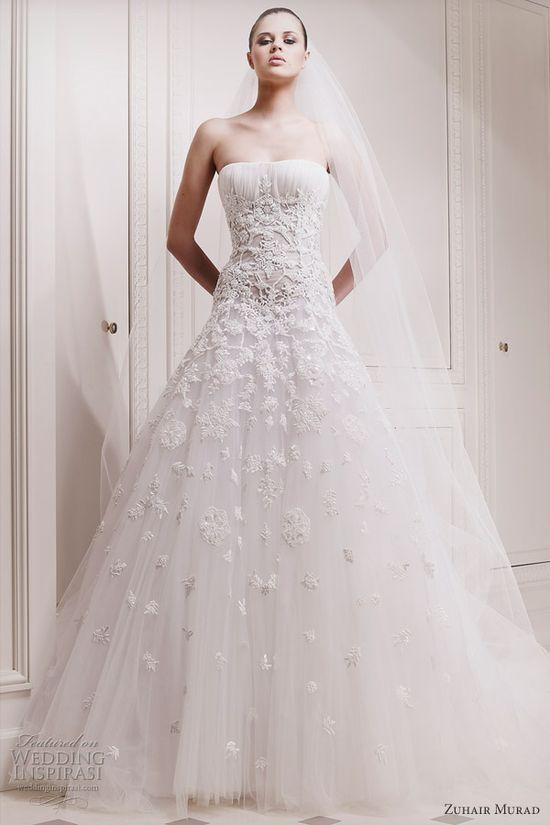 zuhair murad wedding dresses 2012 fanndis