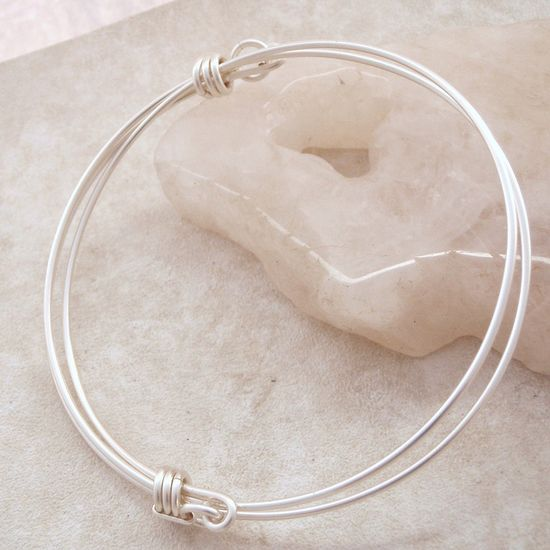 Bangle Bracelet Tutorial