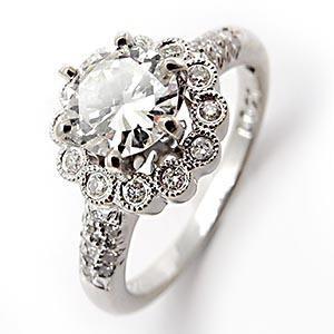 ? Vintage engagement ring ?