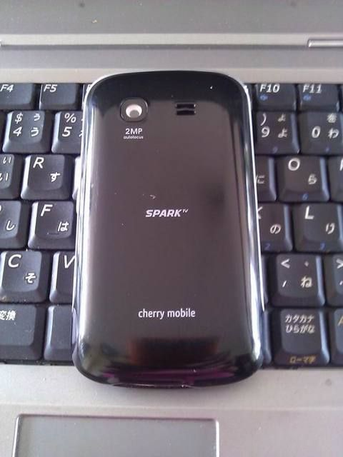 Cherry Mobile SparkTV Android Phone Review