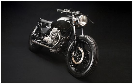 Venier Customs '87 Moto Guzzi  Nice...