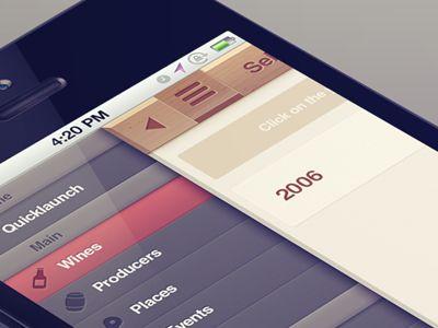 iPhone, UI, Design, Mobile