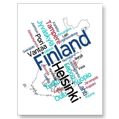Finland Post Cards