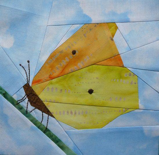 butterfly block by silort