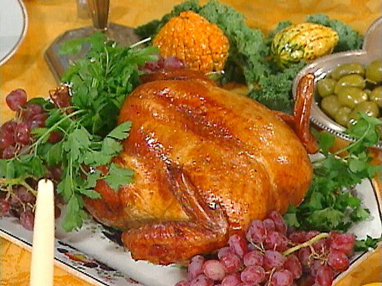 Turkey turkey!  The best recipe for the perfect turkey!