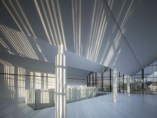 Kaap Skil, Maritime and Beachcombers' Museum Wins Daylight Award 2012 / Mecanoo Architecten