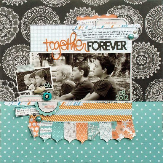 *Together Forever* - Scrapbook.com