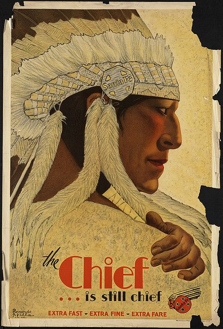 The Chief ...is still chief by Boston Public Library, via Flickr