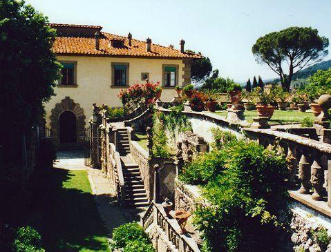 italiano Villa Gamberaia
