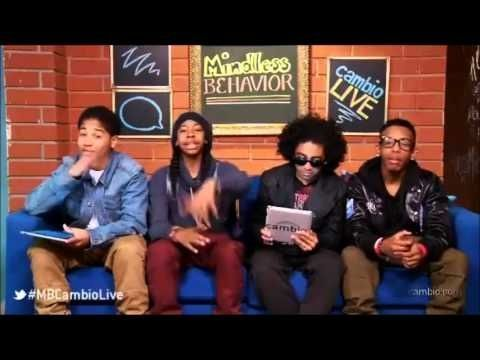 Mindless behavior funny moments Part 3