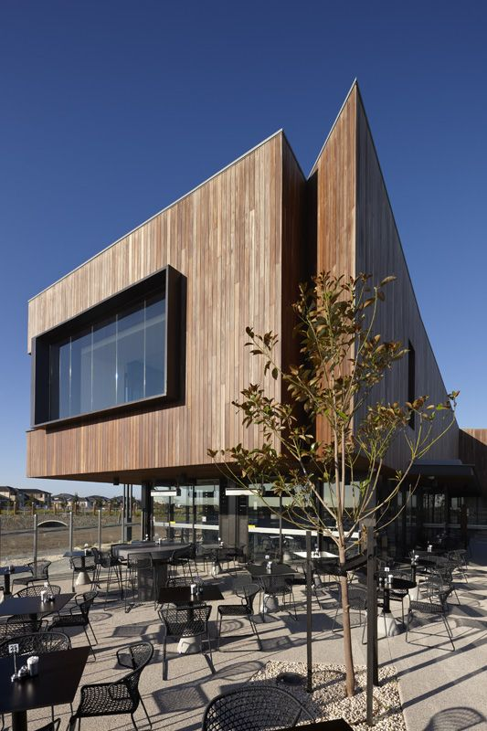 Saltwater Coast Lifestyle Centre, VIC, Australia: NH Architecture