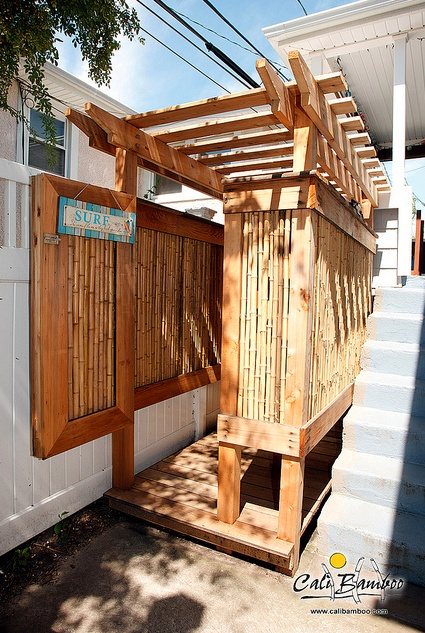 Outdoor Shower Ideas Diy Projects