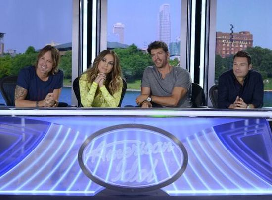 Watch: American Idol XIII Judges and Ryan Seacrest at Omana Auditions