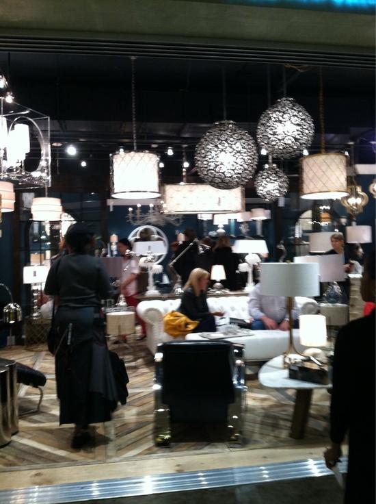 Regina Andrew very cool lighting #hpmkt via @SweetSoaps