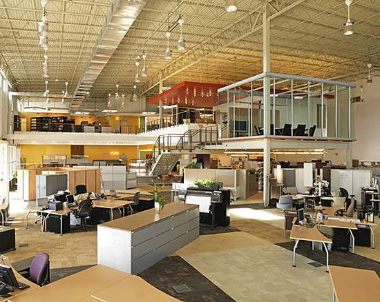 22 Creative Offices for Creative Designers
