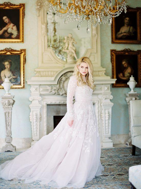 Long Sleeved Wedding Dresses  Board