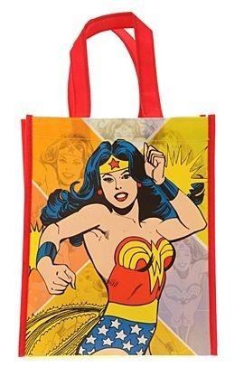 DC COMICS WONDER WOMAN SMALL SHOPPER TOTE | Hot Topic #wonderwoman #comics