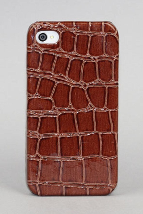 Crocodile Case for iPhone