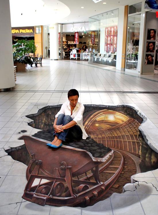 Manfred Stader 3D art