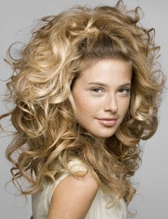 Hair jacked to Jesus!  love it!
