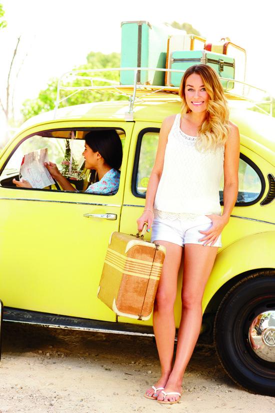 Lauren Conrad #summer #style