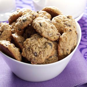 Chewy Pecan Cookies Recipe from Taste of Home brought to you by our friends at Physicians Mutual
