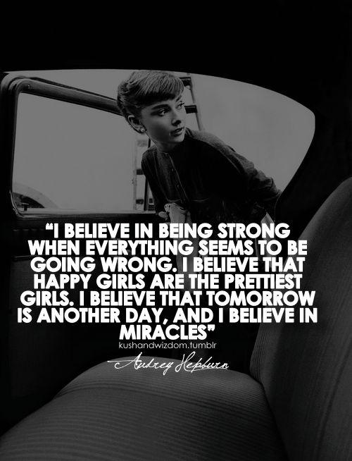 Audrey Wisdom. Just Believe