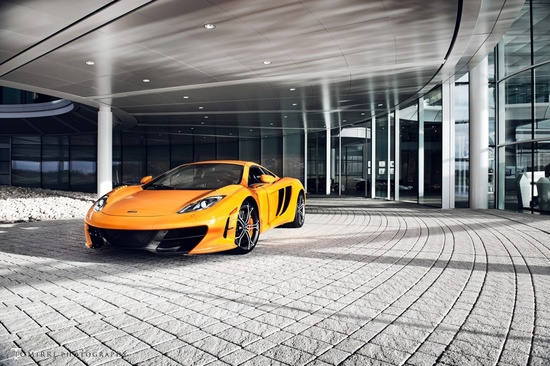 Official McLaren MP4-12C High Sport (HS) edition, limited to just 5 cars
