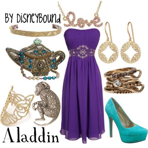 Disney Clothes Aladdin