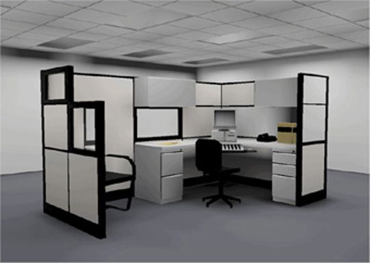 Atilier bow wow Modern Minimalist Office design Layout (2)